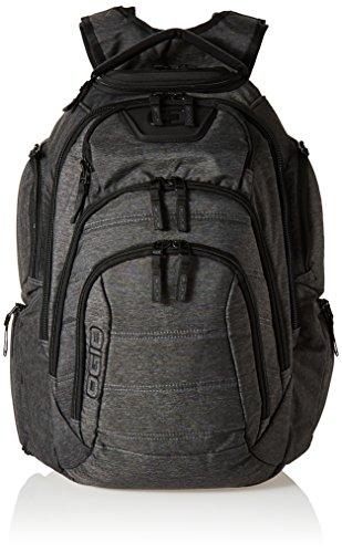 Ogio Laptop-rucksäcke (Ogio Renegade RSS Casual Tagesrucksack, 54cm, 29,5L, Dark Statische)