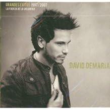 Fuerza De La Voluntad: Grandes Exitos by David Demaria (2008-11-25)
