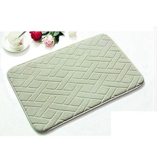 Slow stuoie/Acqua skid pad per bagno e cucina/Tappeto ingresso-I 60x160cm(24x63inch)