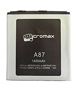 NV Sales OEM battery for Micromax A87