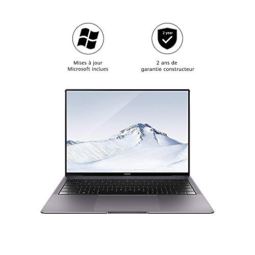 HUAWEI MateBook X Pro - PC Portable - 13.9' tactile (Core...