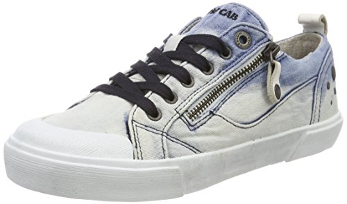 Yellow Cab Damen Strife W Sneaker, Blau (Light Blue), 40 EU