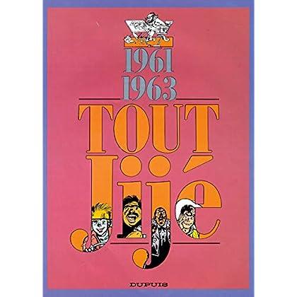 Tout Jijé - tome 9 - TOUT JIJE (1961-1963)