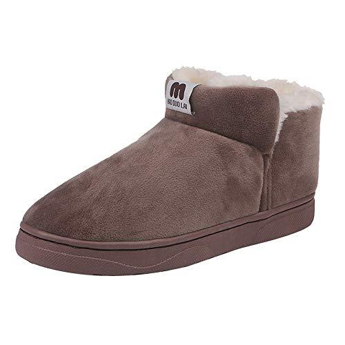 9a6da31c27a554 Stiefel Damen Schuhe SUNNSEAN Mode Kurze Röhre Plus Samt Baumwolle Schuhe  Casual Bare Stiefel.
