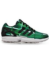 adidas ZX Flux S31619 - Zapatillas de Deporte para Hombre, Hombre, S31619, Verde