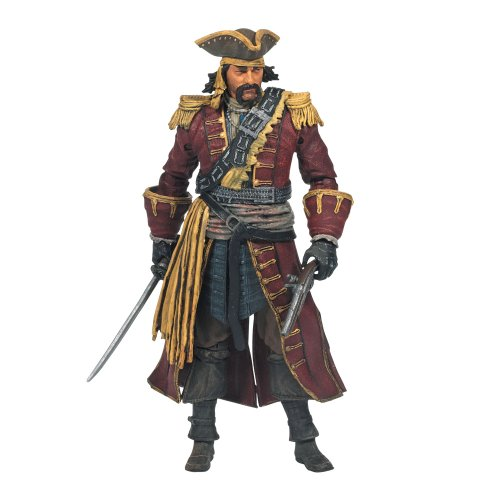 Preisvergleich Produktbild Assassin's Creed Series 1 Black Bart Barth.Roberts