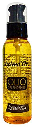 SPLEND'OR Olio splendente 100 ml. - Balsamo per capelli