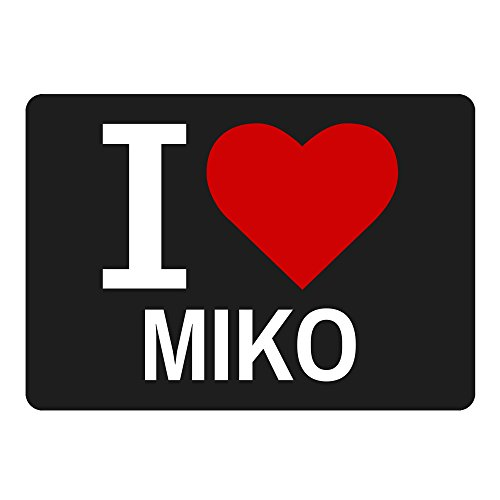 mouse-pad-i-love-miko-classic-black