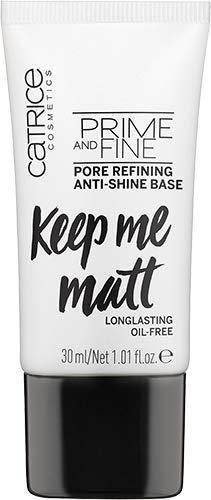 Catrice Primer Prime And Fine Pore Refining Anti-Shine Base 1er Pack(1 x 60 grams)