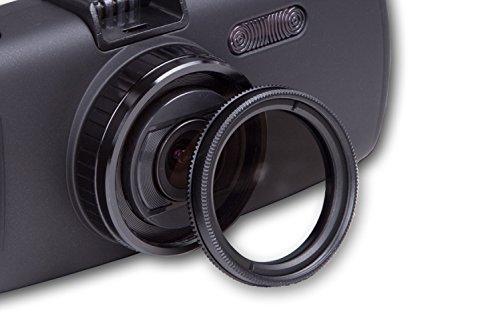 30mm CPL Filter für iTracker GS6000-A7 und DC300-S Dashcam Polfilter Polarisationsfilter