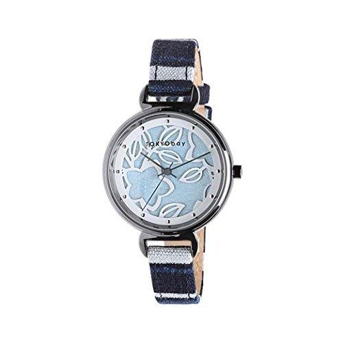 reloj-de-pulsera-tokyobay-tenji-color-azul