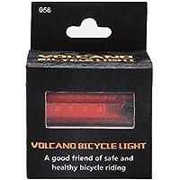 Horen - Luz trasera de carga USB para bicicleta (impermeable, luz de advertencia), DZFZ90YF8UC22QHB04I187, rojo