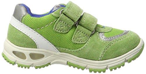 Lurchi Jungen Brago Low-Top Grün (Green)