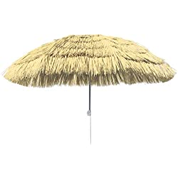 Hawaii Plage Écran Ø 150 cm - knickbar - Parasol de jardin de balcon