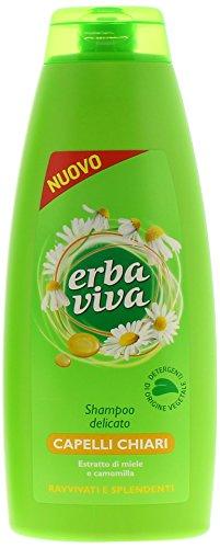 Erbaviva Shampoo Camomilla Ml.500