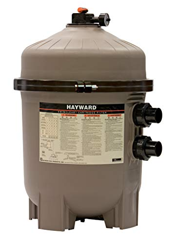 Hayward C3030 SwimClear Filterkartusche für Pools, 325 Quadratfuß -