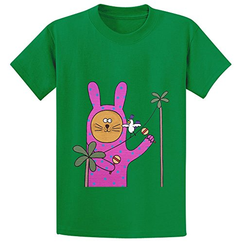 bathman-camiseta-ninas-verde-verde-l