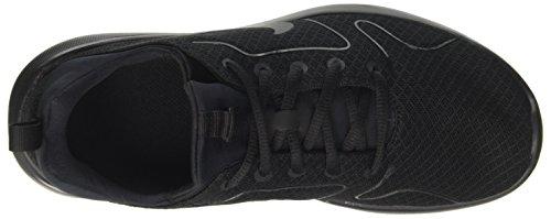 Nike Kaishi 2.0 Gs, chaussures de course garçon Noir (Black/black)