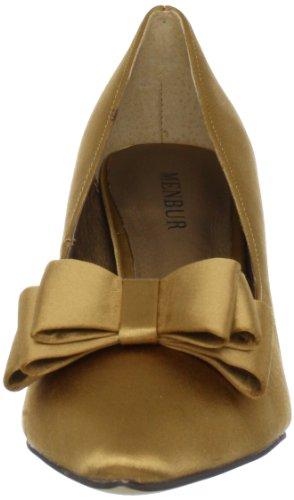 MENBUR Pechora 5031, Scarpe col tacco donna Beige (Beige (camel 22))