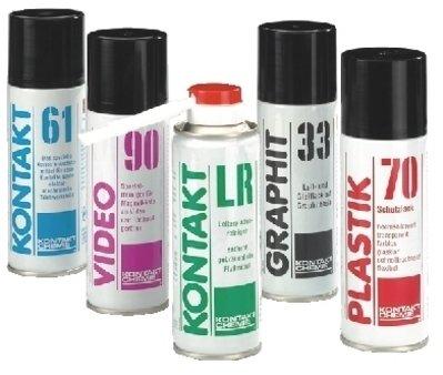 Preisvergleich Produktbild KONTAKT CHEMIE TUNER 600 Kontaktreiniger, 200 ml