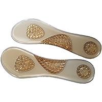 Damen gel Senkfußeinlagen & Metatarsal Stütze und Ferse Cushion Party Füße preisvergleich bei billige-tabletten.eu