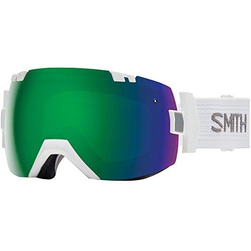 Smith Optics I/OX Brille, Unisex, Smith, weiß, ChromaPop Sun & ChromaPop Storm Lenses