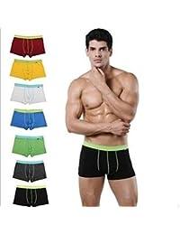 xuba homme boxer Lot multicolore de 3 boxers a 7 boxer en coton stretch