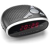 Radio-réveil ICR-200 Ices silver