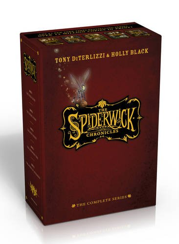 The Spiderwick Chronicles: The Complete Series: The Field Guide; The Seeing Stone; Lucinda's Secret; The Ironwood Tree; The Wrath of Mulgarath