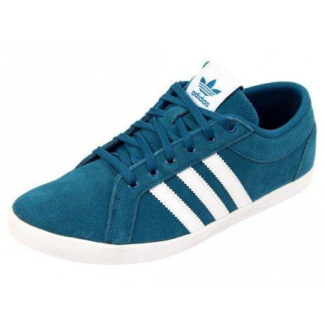 Adidas Originals Adria PS 3 bandes M19525, blau-türkis, UK 5