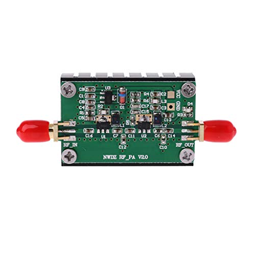 VvXx 2 MHz-700 MHz RF Verstärker Breitband RF Power Amplification für HF VHF UHF FM Transmitter Radio