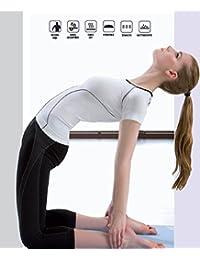 Brubeck FIT seamless FitnessShirt Funktionsshirt Sportshirt T-Shirt (Damen Alpin Langlauf Radsport Fitness Yoga Pilates TaiChi Meditation Kampfsport Funktionswäsche)