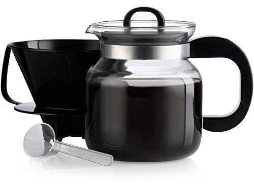 Creative Tops Randwyck 8-Cup Aroma Coffee Set with Filter and Scoop