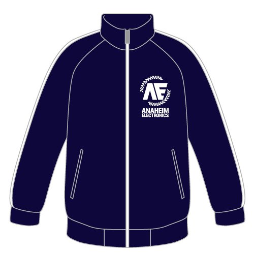Z Gundam Anaheim Electronics Jersey Navy M