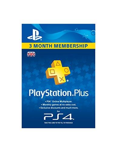 playstation-plus-3-month-membership-psn-code-uk-account