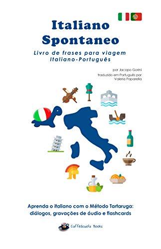 Italiano Spontaneo Livro De Frases Para Viagem Italiano