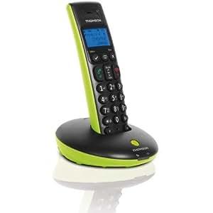 Thomson Graph Solo Téléphone sans fil Vert
