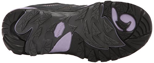 Columbia Unisex-Kinder Youth Redmond Explore Waterproof Schwarz (Shark 011)