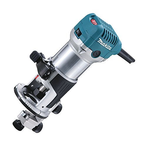 Makita RT0700CX2 Kit Fresadora Multi 6/8Mm, 710 W, Multicolor, 0