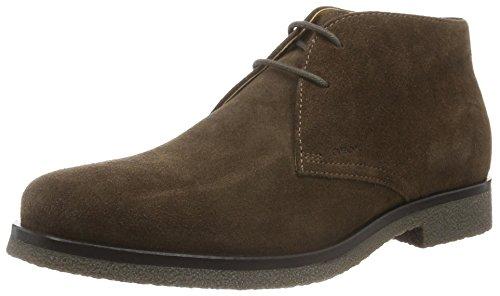 Geox U Claudio D, Stivali Desert Boots Uomo, Braun (CIGARC6007), 45 EU