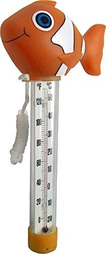 Poolmaster Clown Fisch Thermometer