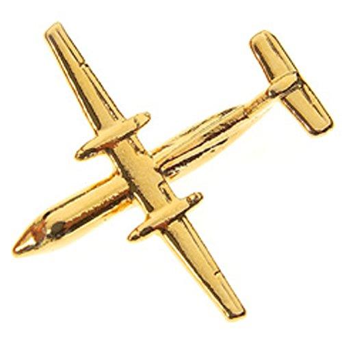 bombardier-de-havilland-canada-dash-8-gold-airplane-tie-pin-lapel-badge-brooch