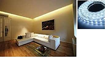 Striscia led per interno illuminazione illuminare 5 metri for Luci a led per casa