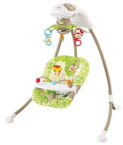 Fisher Price modelo BCG33 hamaca bebé automatica