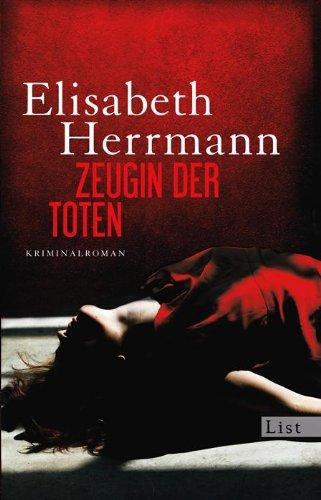 Buchseite und Rezensionen zu 'Zeugin der Toten: Kriminalroman' von Elisabeth Herrmann