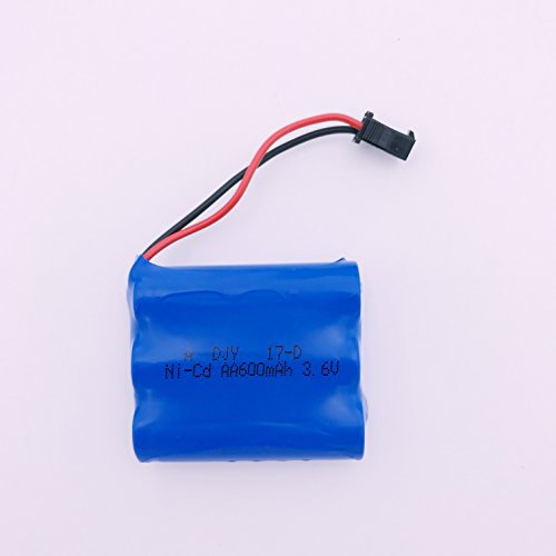 SZJJX-36V-600Mah-Rechargeable-Spare-Battery-Pack-for-SZJJX-RC-Cars-Rock-Off-Road-Vehicle-Crawler-Truck-24Ghz-2WD-High-Speed-120-Racing-Cars