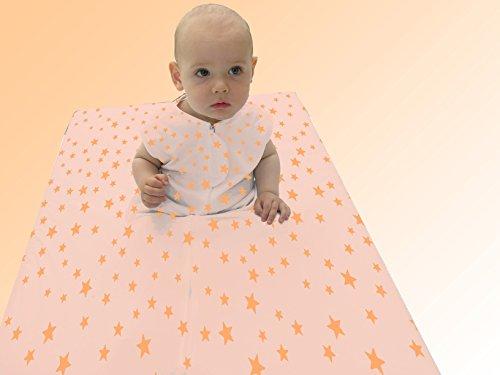 Sicherheitsdecke für das Baby 1-2 años orange