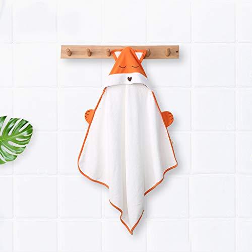 Tier Kapuze Baby-Handtuch Waschlappen Ultra Soft und Extra Large, Baumwolle Bademantel for Groß Säuglings- / neugeborenes Dusche Geschenk for Jungen oder Mädchen (0-4 Jahre)