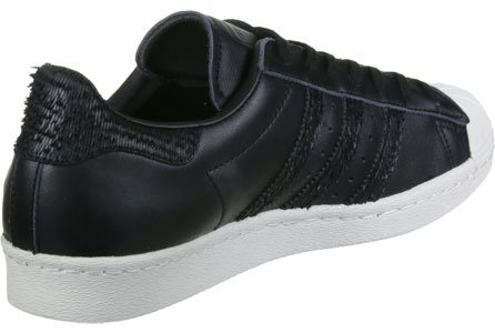 Adidas Originals Ba7778 Superstar 80s Cn Black Black