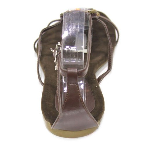 Wear & Walk UK , Sandales pour femme Marron - marron